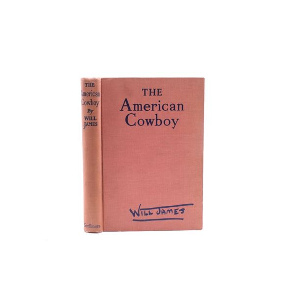 1945 The American Cowboy by Will James