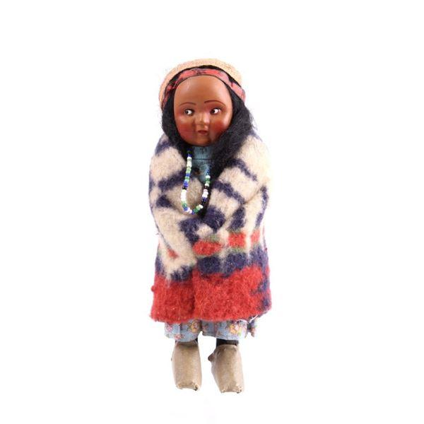 Original Skookum (Bully Good) Native American Doll