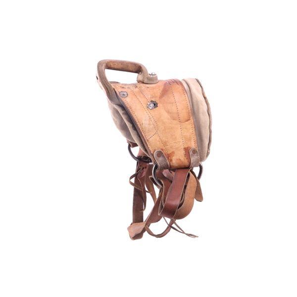 Montana Genuine Bareback Saddle c. 1960's