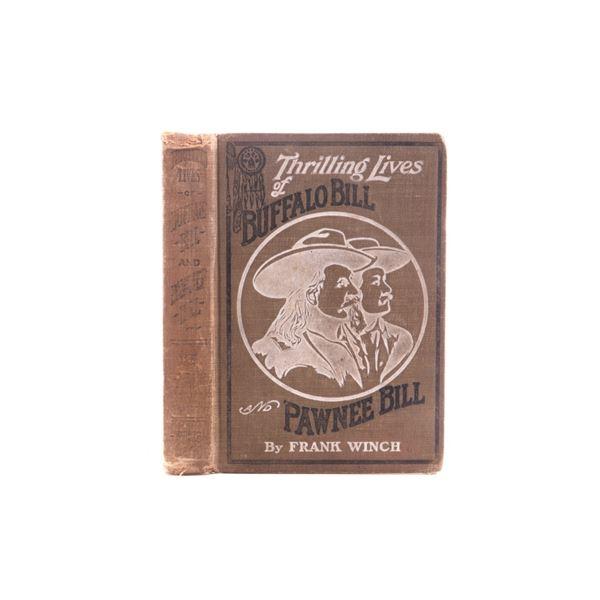 Thrilling Lives Of Buffalo Bill & Pawnee Bill