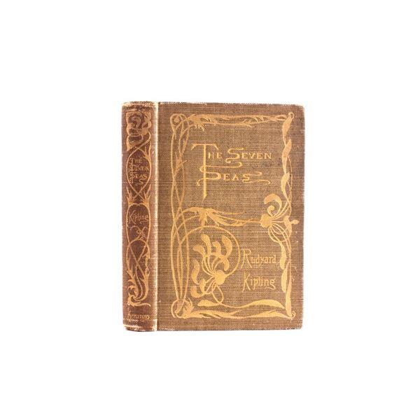 The Seven Seas by Rudyard Kipling 1897