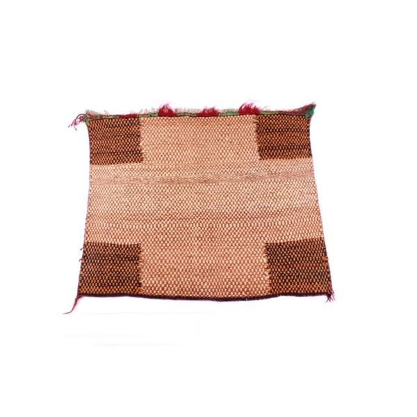 Navajo Gallup Throw Trading Post Wool Rug c. 1930