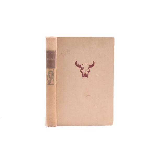 Scorpion Good Bad Horse by Will James 1st Ed. 1936