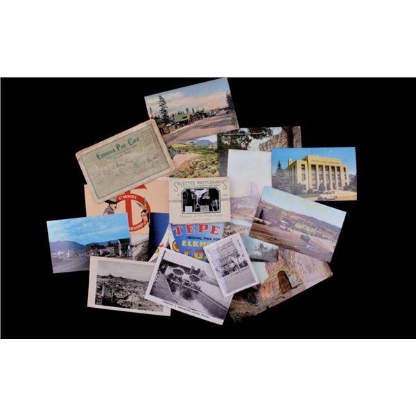 Collection of Various Montana Postcards & Prints
