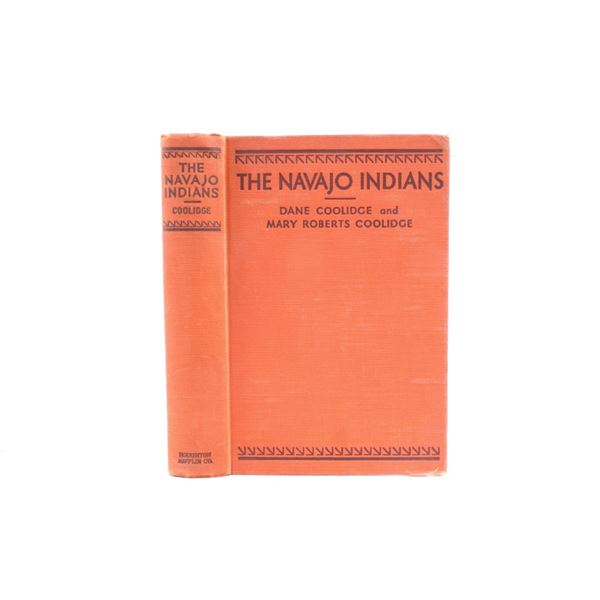The Navajo Indians by D & M Coolidge 1930 1st Ed.