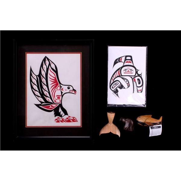 Northwest Coast Indians Artwork Collection