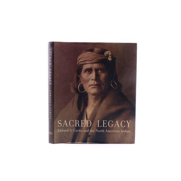 Sacred Legacy E.S. Curtis Photograph Book