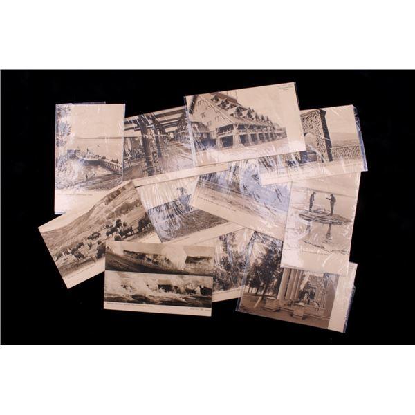 Rare Haynes Yellowstone Photo Postcards