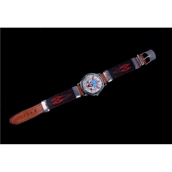 1993 Limited Ed. Dejuno Hitched Horse Hair Watch