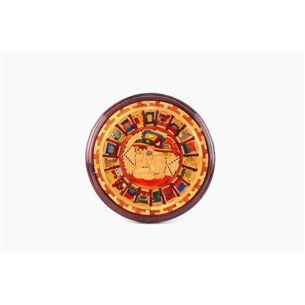 Tzolkin Zodiaco Mayan Zodiac Calendar Sign