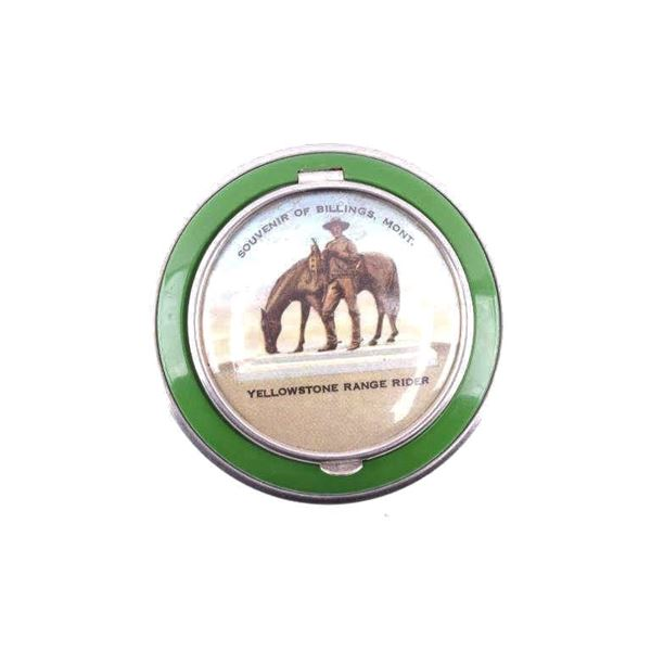 Souvenir of Billings Yellowstone Range Rider