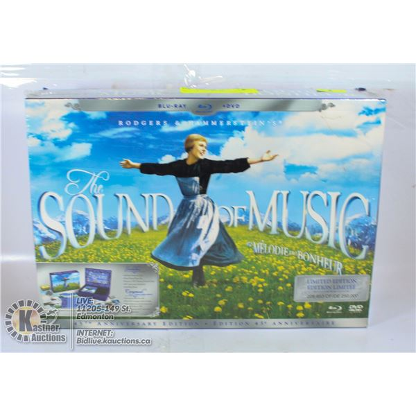 """SEALED """"THE SOUND OF MUSIC"""""""