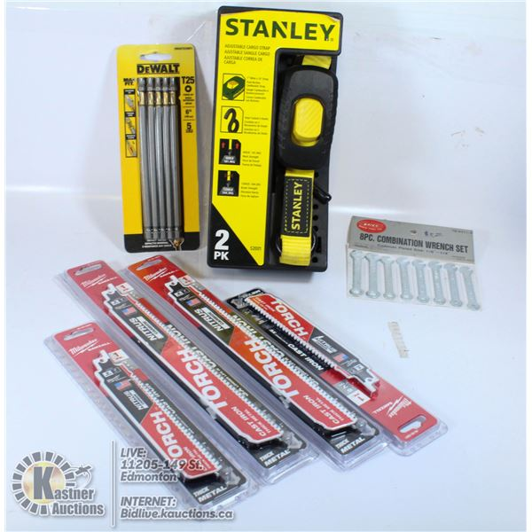 NEW ITEMS STANLEY CAM BUCKLE
