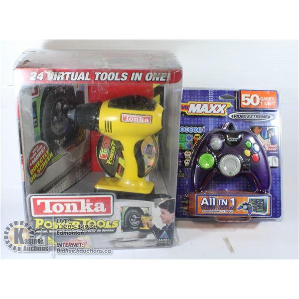 NEW 2000 TONKA POWER TOOLS