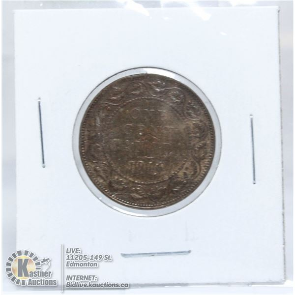 1916 GEORGE V CANADA LARGE CENT