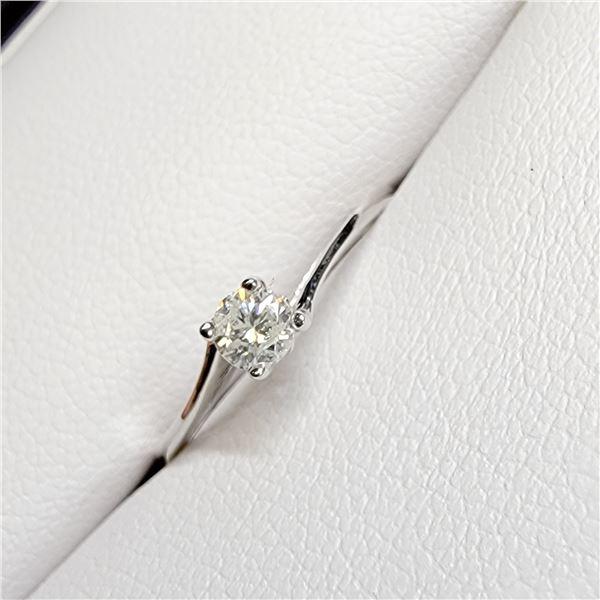 MZ6-15 10K  DIAMOND (S-I, H-I) RING