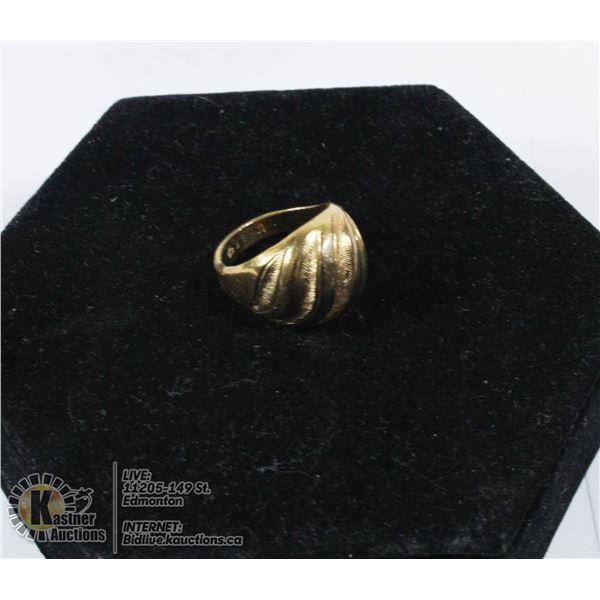 1960S VINTAGE 10K GOLD FILLED MARKED STATEMENT