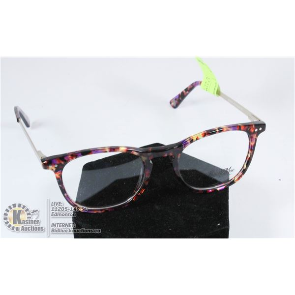NEW WILLOW MAE FRAMES - QUINCEY 47-19-140 C1