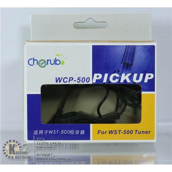 WCP-500 PICKUP