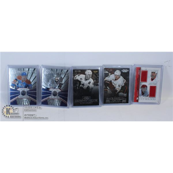 INSERTS, NUMBERED CARDS & ROOKIE YEAR CARDS