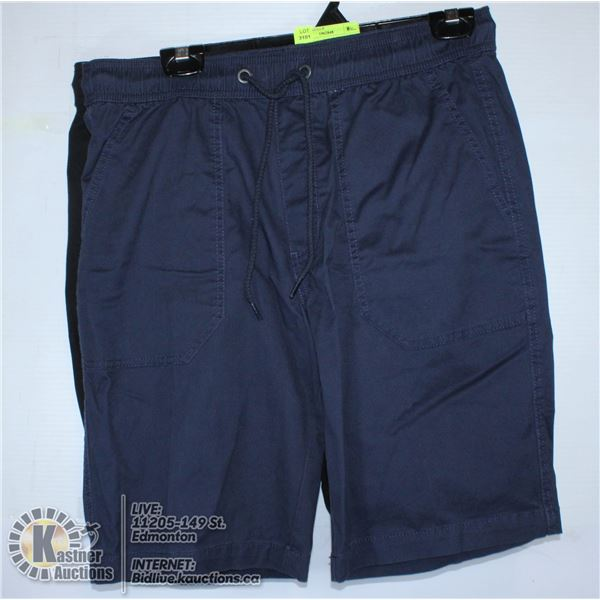 2 PAIRS OF SHORTS SIZE 32