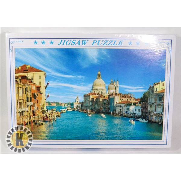 NEW 1000PC JIGSAW PUZZLE