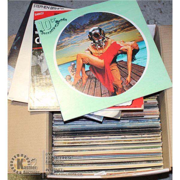 45 ALBUMS - MCCARTNEY, DOOBIE BROS, HALL & OATS
