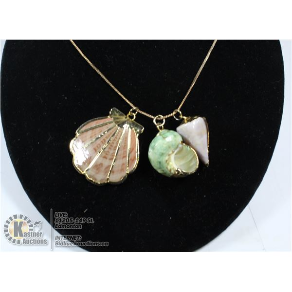 10 KG LONG SHELL NECKLACE