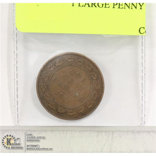 CAD 1911 LARGE PENNY