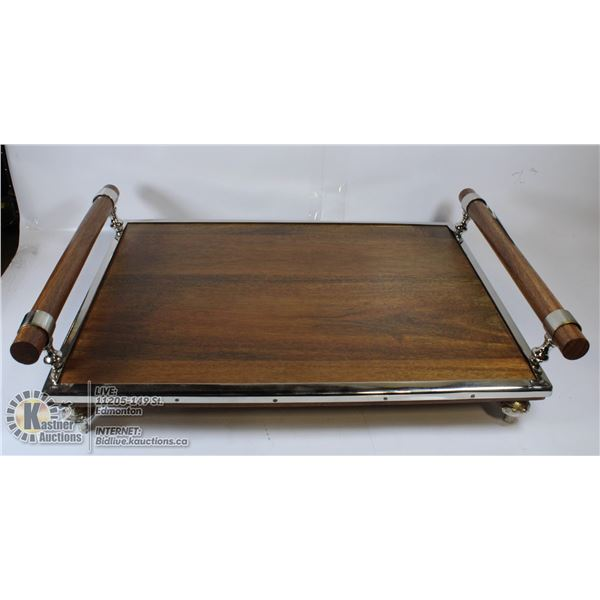 SHOWHOME SERVING TRAY 4.5 X 17.5 X 12.5