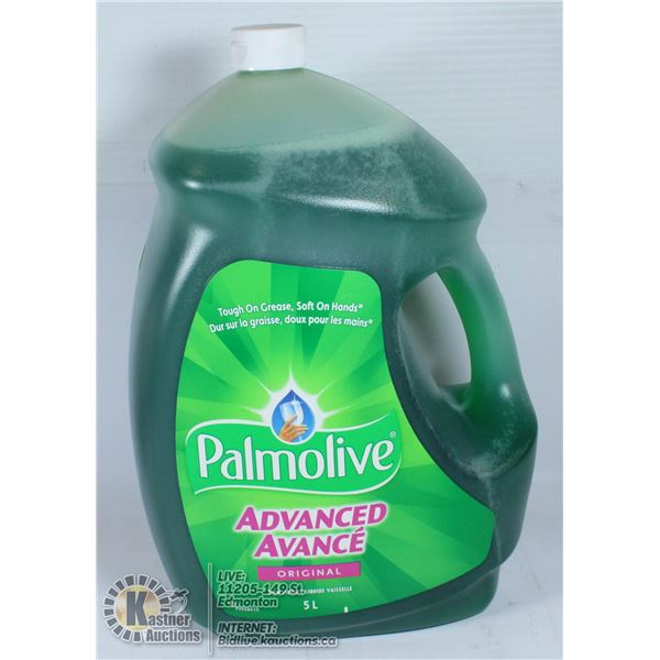 5L BOTTLE PALMOLIVE ADVANCED DISH LIQUID