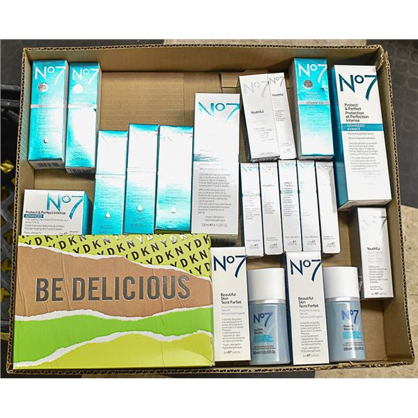 FLAT LOT OF TOP BRAND SKIN CARE PRODUCTS