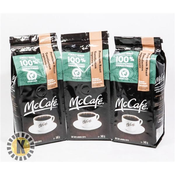BAG OF MCCAFE COFFEE