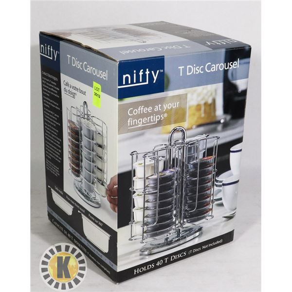 NIFTY T-DISC CAROUSEL