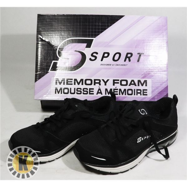 SIZE 6 SPORT SHOES DESIGNED BY SKETCHERS