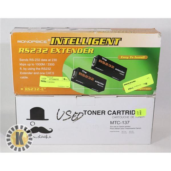 MTC-137 TONER CARTRIDGE FOR CANON PRINTERS