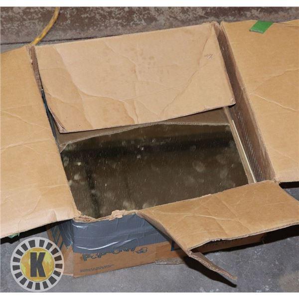BOX OF MIRRORS