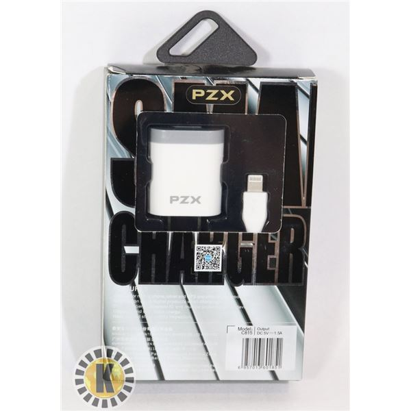 USB HOME IPHONE PLUS USB FAST CHARGER