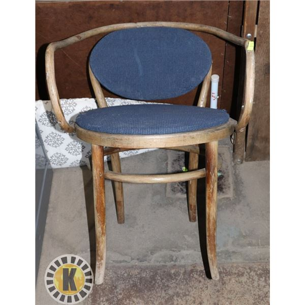 SET OF 2 ESTATE CHAIRS