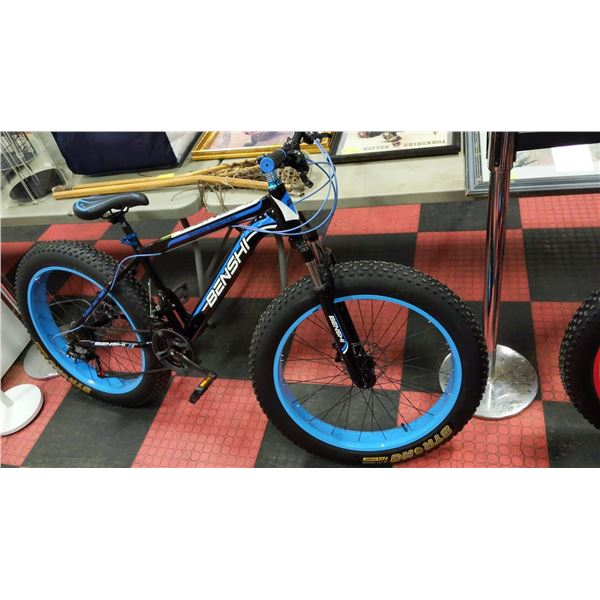 NEW WIDE TIRE TEEN/ ADULT SIZE BICYCLE