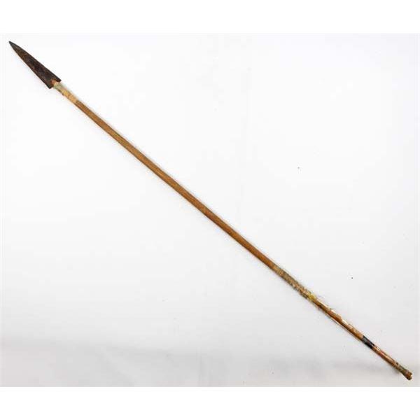 Vintage Native American Arrow w/ Metal Tip