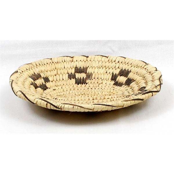 Tohono O'odham Traditional Coyote Tracks Basket