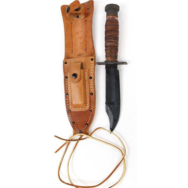 New Camillus #11-1981 Pilot Survival Knife