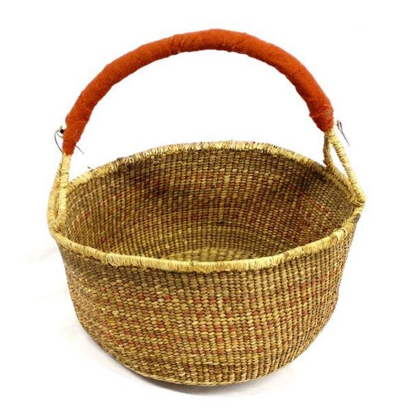 Antique African Market Basket