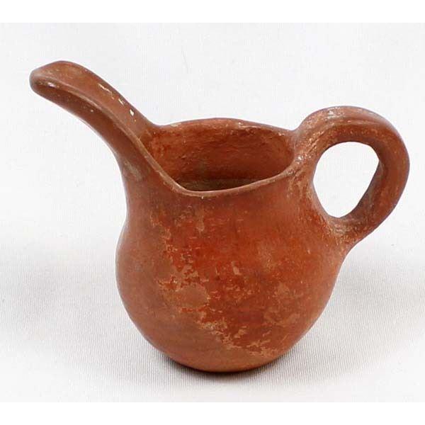 Historic Santa Clara Pottery Pitcher