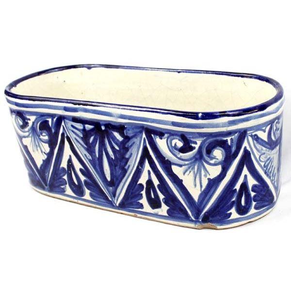 Vintage Talavera Pottery Planter