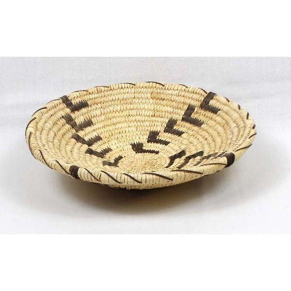 Tohono O'odham Stairstep Design Basket