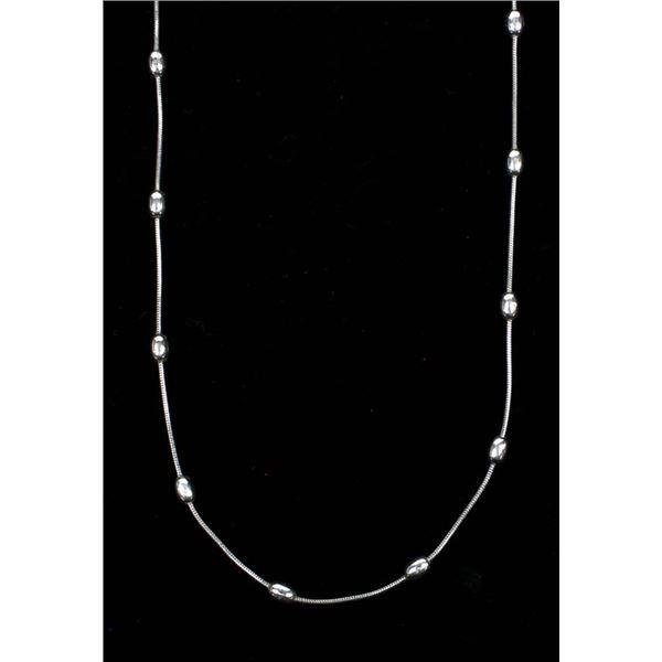 Italian Danecraft Sterling Silver Chain