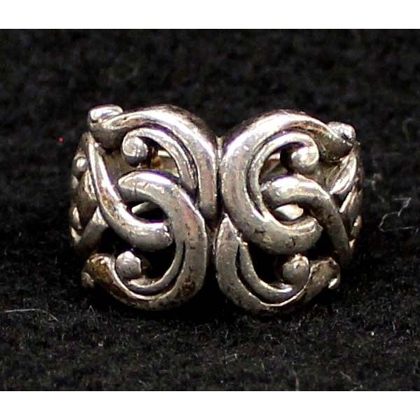 Sterling Silver Celtic Ring, Size 6