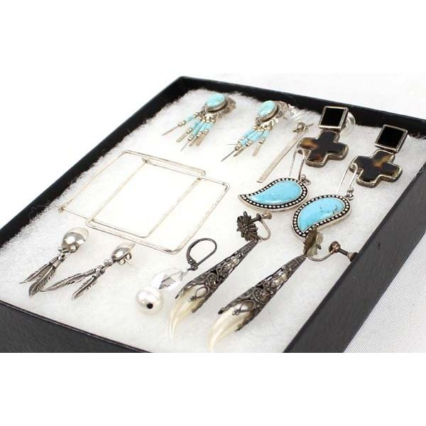 Collection of Earrings